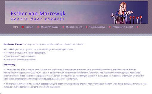 Esther van Marrewijk